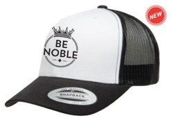 Hat - Snapback - BE NOBLE
