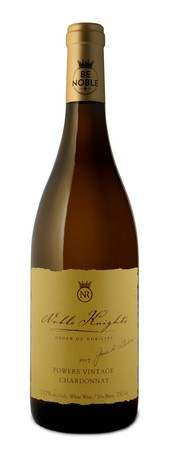 2017 Powers Vintage Chardonnay